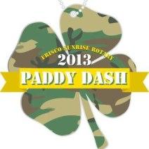 2013 Paddy Dash