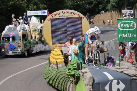 Tour de France Promotion Caravan