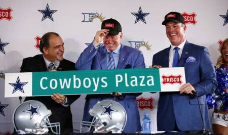 Cowboys Plaza Mayor Maso