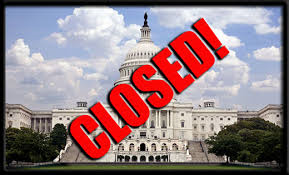 government shutdown closed
