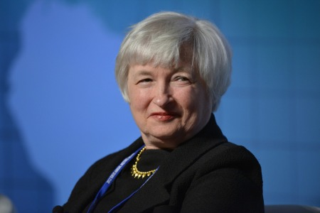 Janet Yellen Fed Chair
