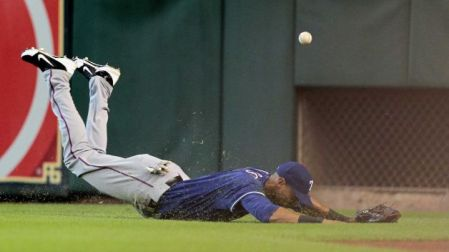 congress and texas rangers come up short