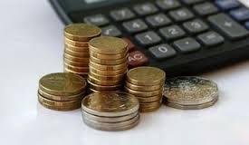 calculator coins